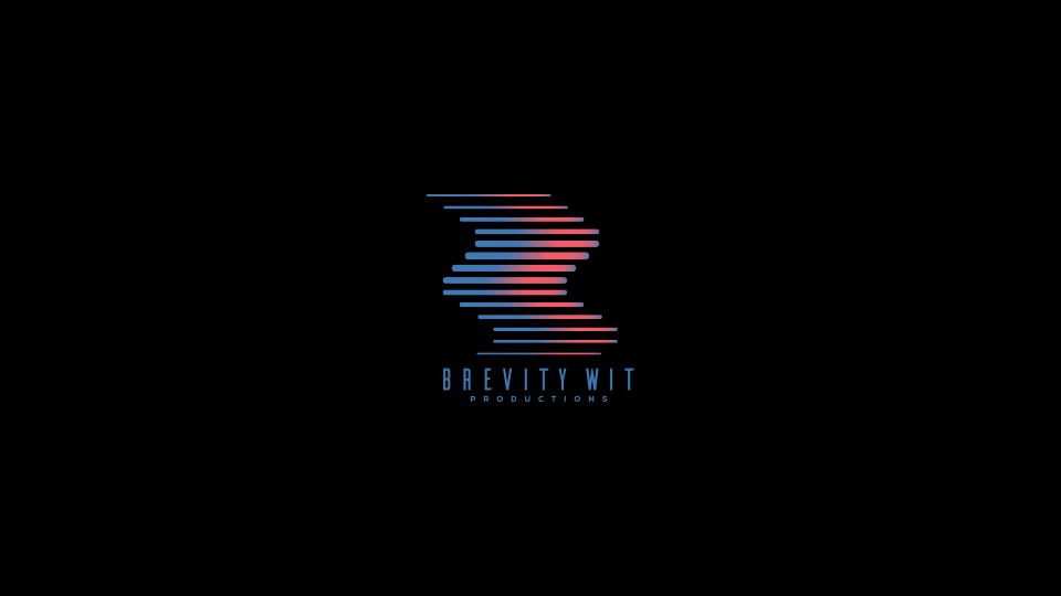 Brevity Wit Stacked Logo