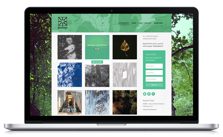 Geology Website
