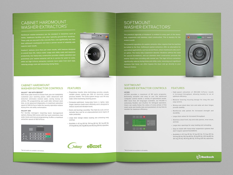 Huebsch Full Line Brochure