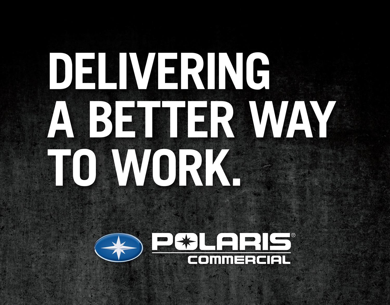 Polaris Commercial Trade Show Wall