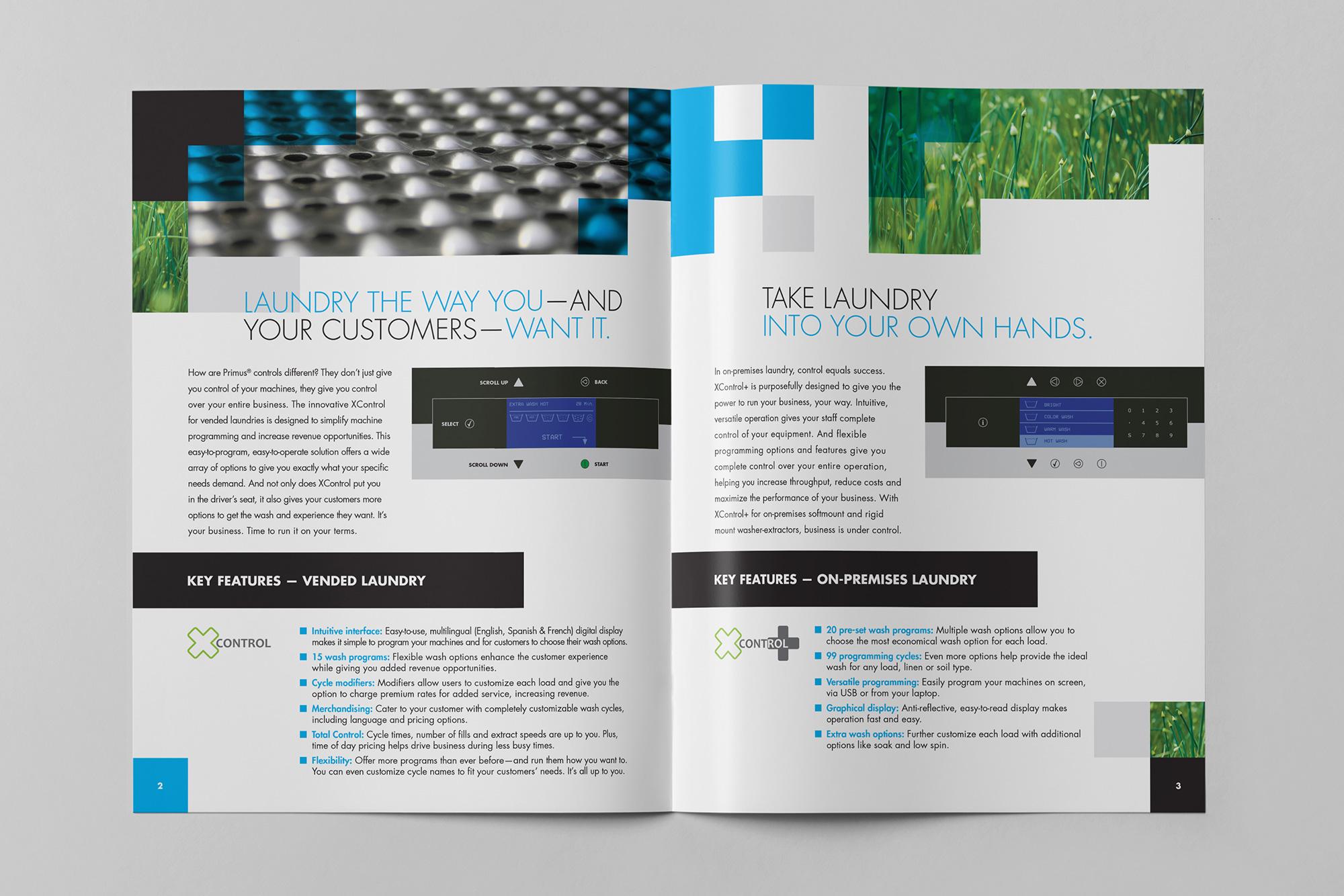 Primus XControl Brochure
