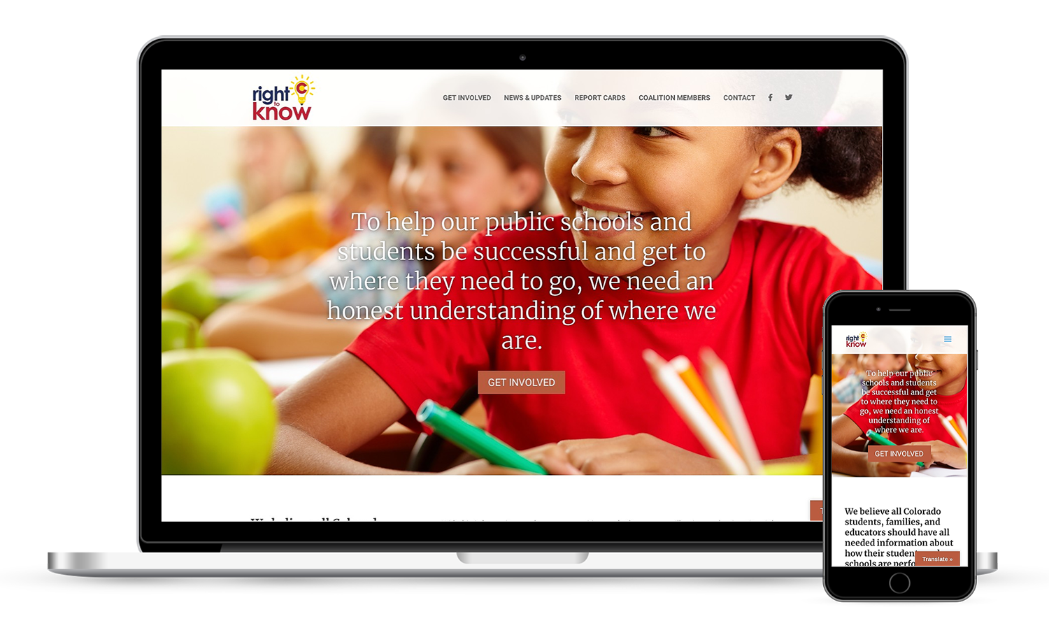 Right to Know CO Website