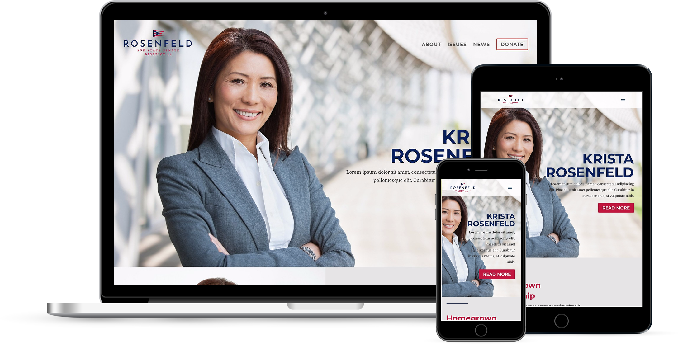 Candidate Template Site A